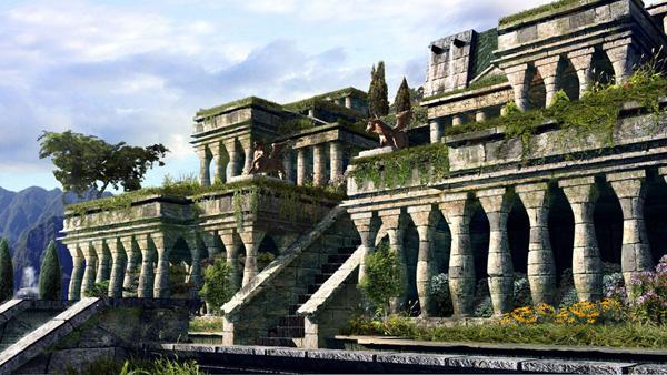 Hanging Gardens Of Babylon Thinglink