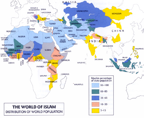 Muslim World - A golden goose for West - IslamiCity